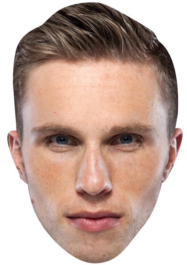 Nicky Romero Mask