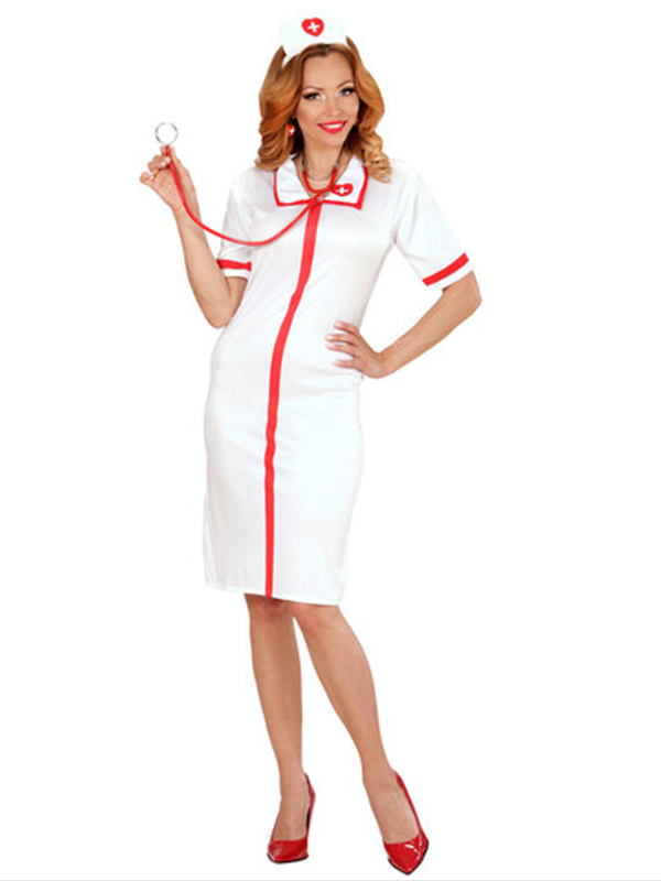 Nurse Pin Up