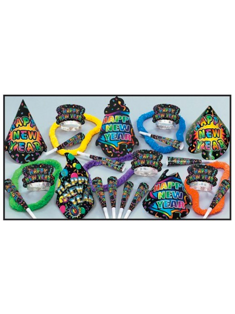 New Yorker Years Eve Pack For 10 People