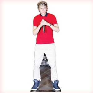 Niall Horan One Direction Lifesize Cardboard Cutout
