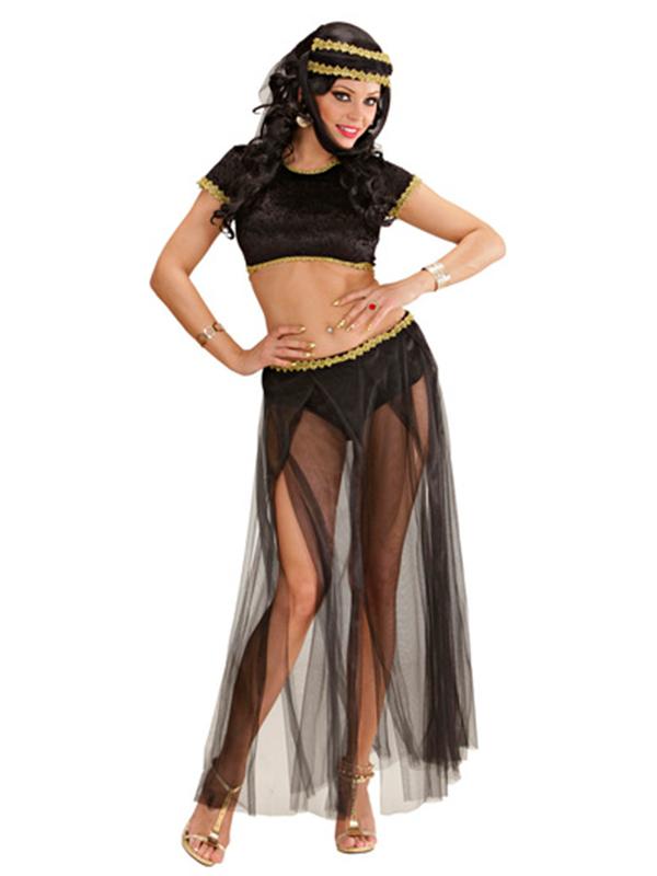 Odalisque Velvet Costume