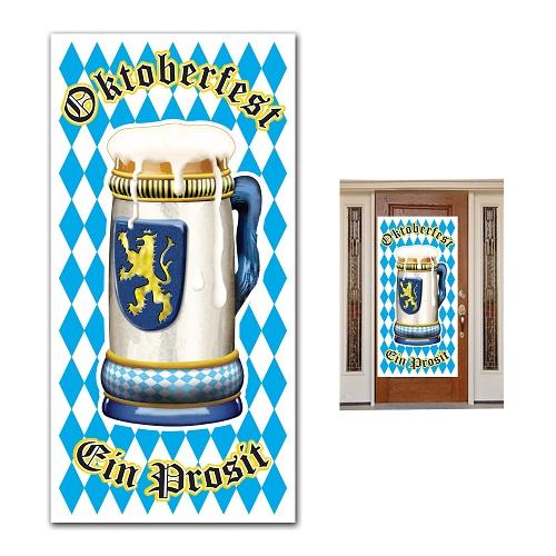 Oktoberfest Door Cover