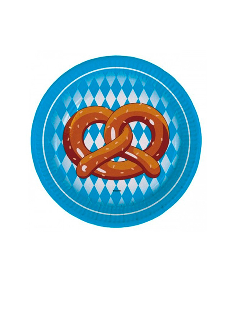Oktoberfest Pretzel Plates