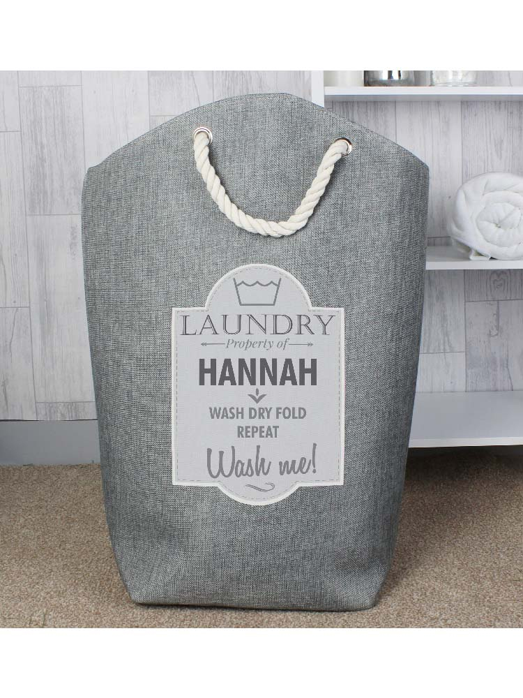 Personalised Laundry Bag