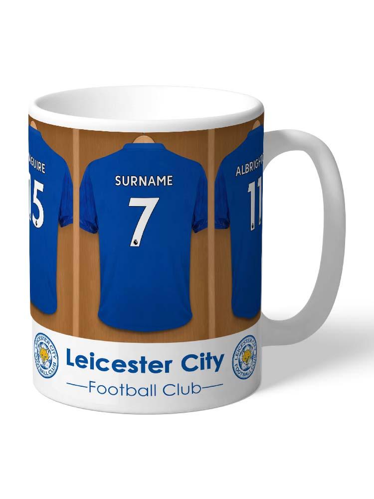 Leicester City FC Dressing Room Mug