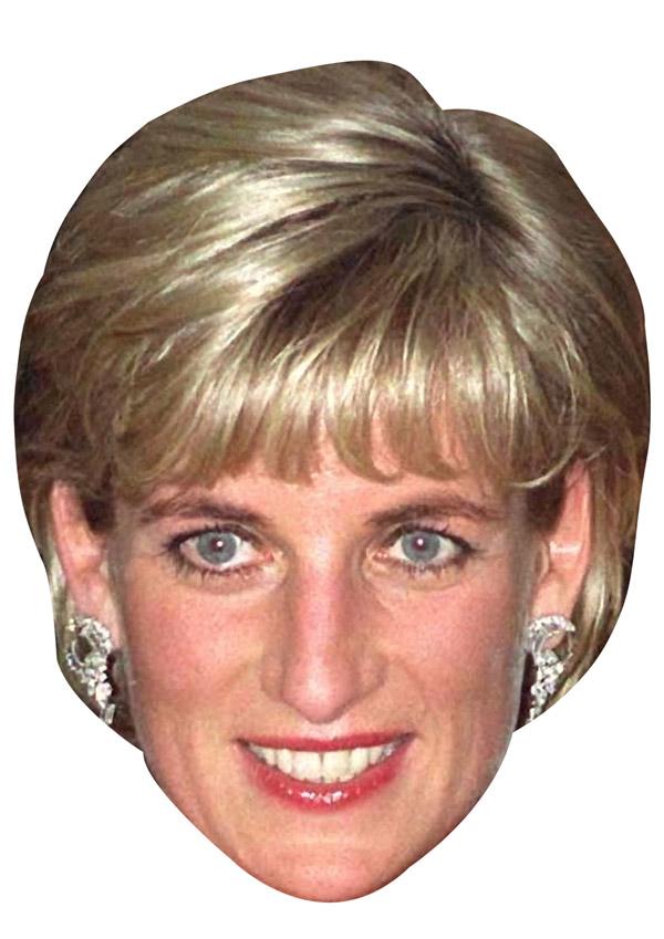 Princess Diana Mask