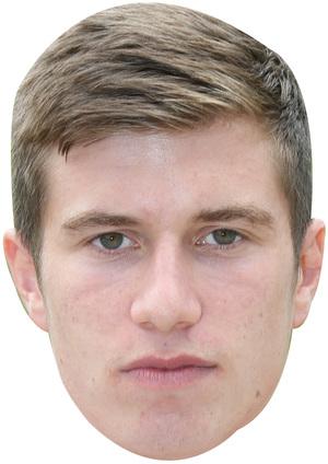 Paddy McNair Mask