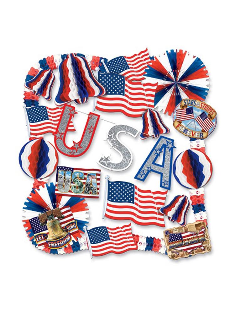 USA Decorating Kit - 22 items
