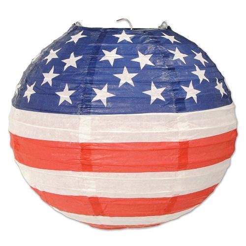 USA Paper Lanterns