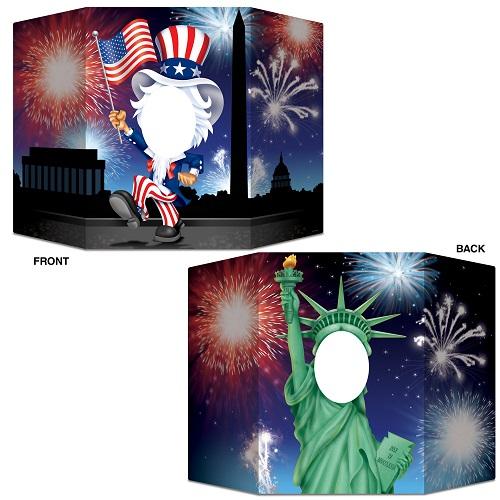 USA Photo Prop