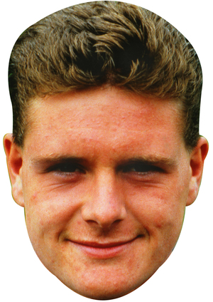 Paul Gascoigne Mask (Young)