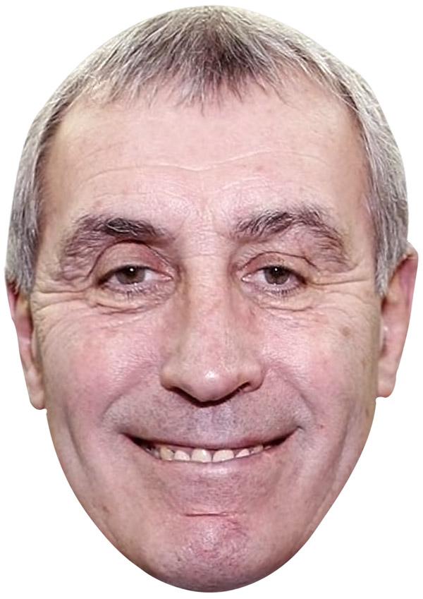 Peter Shilton Mask
