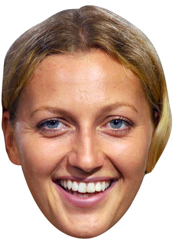 Petra Kvitova Mask