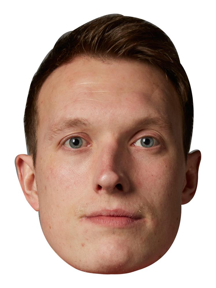 Phil Jones Mask