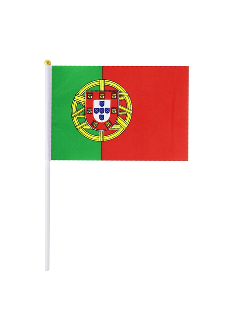 Portugal Hand Held Flag