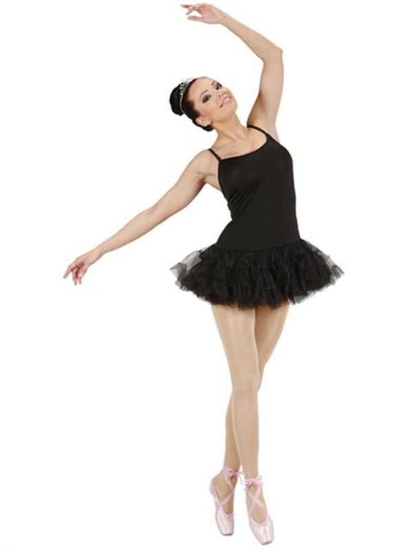 Prima Ballerina - Black Ladies (Tutu Dress)