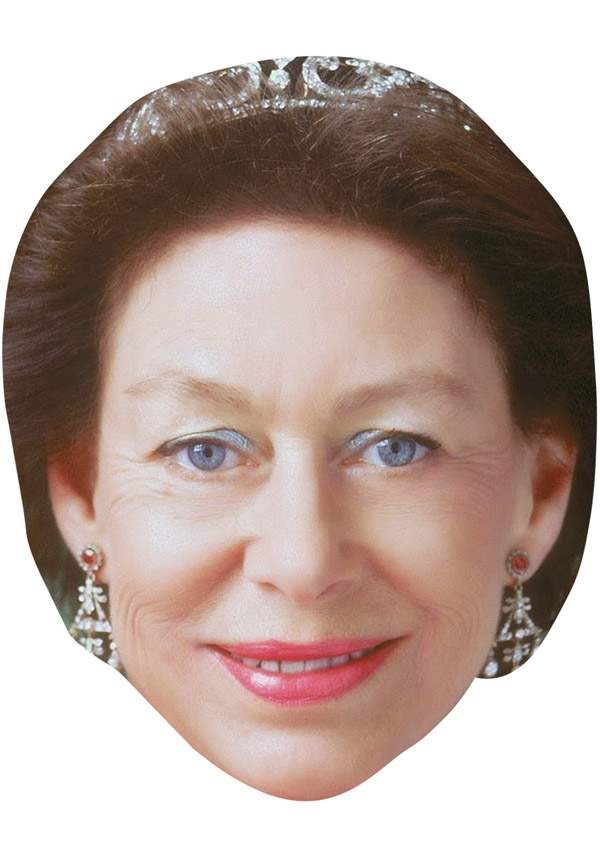 Princess Margaret Mask