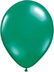 """Balloons Standard 12"""" Green"""