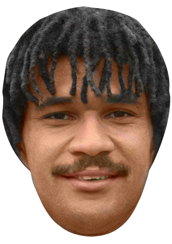 Ruud Gullit Young Mask