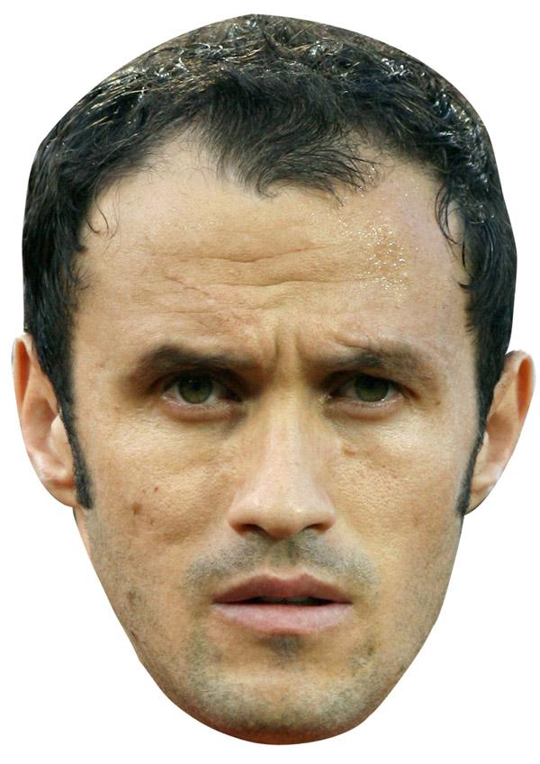 Ricardo Carvalho Mask