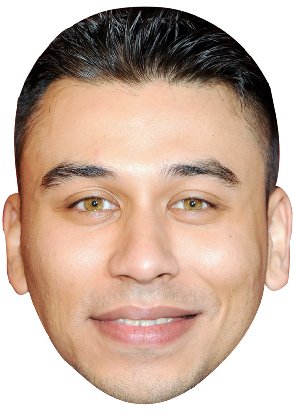 Ricky Norwood Mask