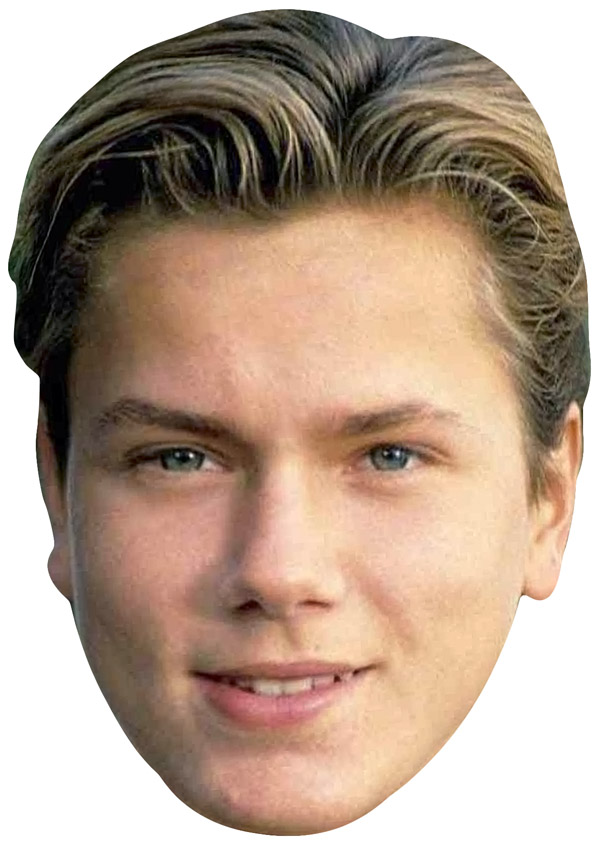 River Phoenix Young Mask