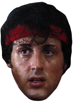 Rocky Balboa Mask
