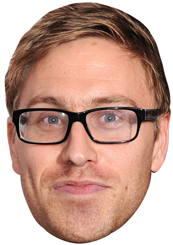 Russell Howard Mask