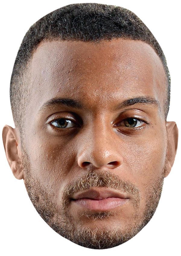 Ryan Bertrand Mask