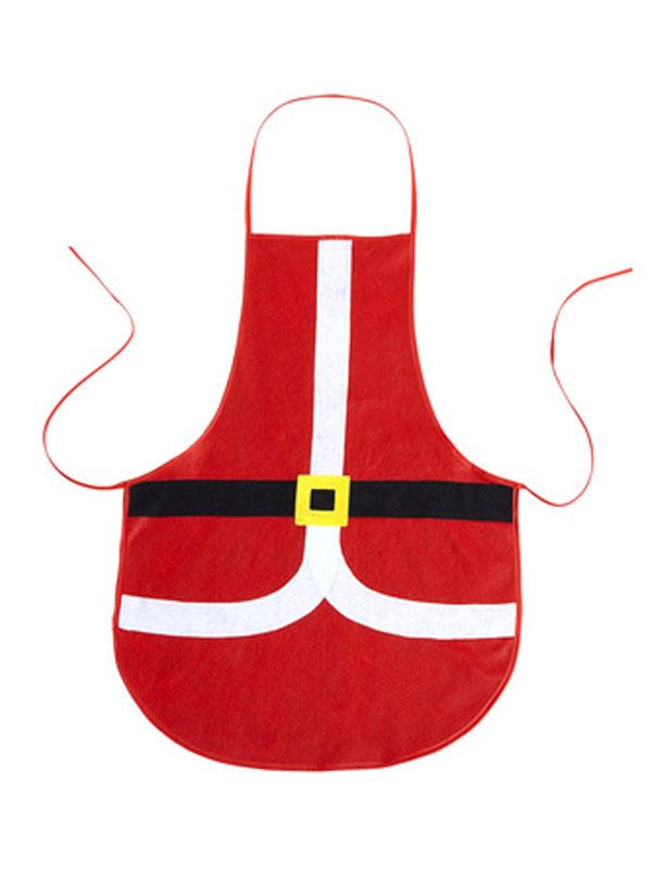 Santa Claus Apron 75x54cm