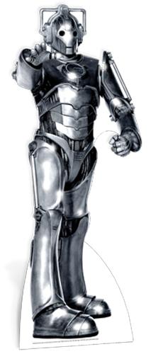Cyberman (Doctor Who) - Cardboard Cutout