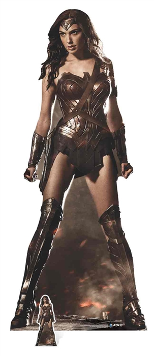 Wonder Woman (Gal Gadot) - Cutout