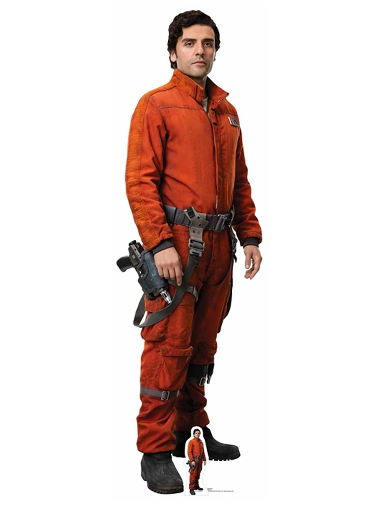 Poe Dameron (The Last Jedi) Star Wars