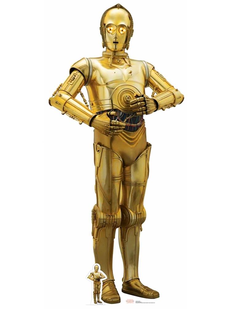 C-3PO (The Last Jedi) Star Wars