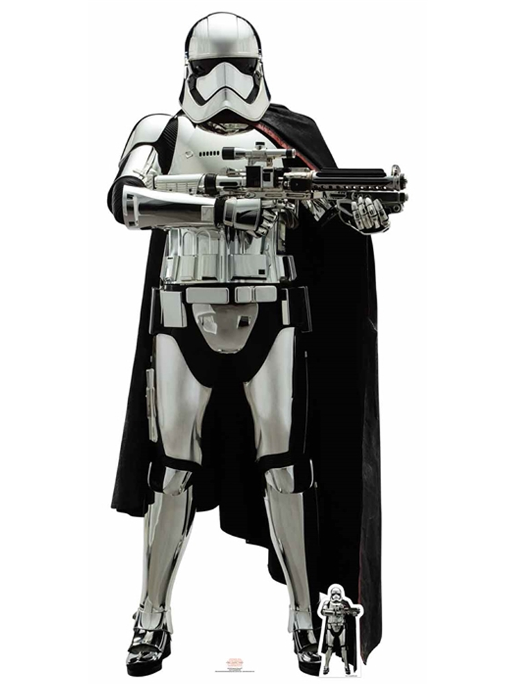 Captain Phasma (The Last Jedi) Star Wars