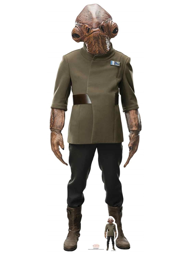 Admiral Ackbar (The Last Jedi) Star Wars