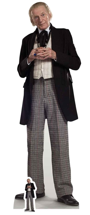 The 1st Doctor David Bradley (Christmas Special) - Cutout