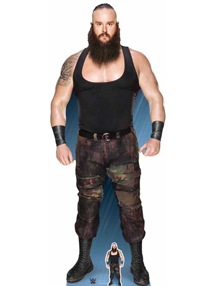 Braun Strowman World Wrestling Entertainment WWE