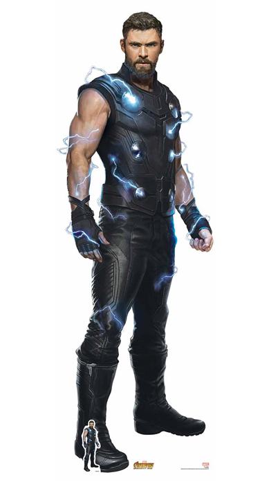 Ultimate Thor (Chris Hemsworth) - Cardboard Cutout