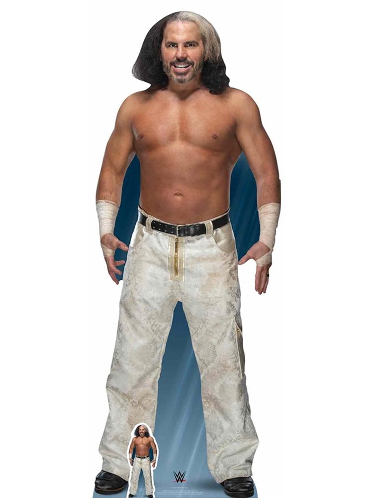 WWE Matt Hardy World Wrestling Entertainment Lifesize Cardboard Cutout