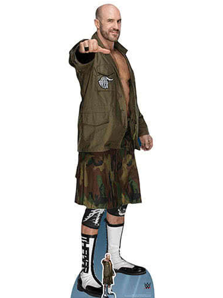 WWE Cesaro aka Claudio Castagnoli World Wrestling Entertainment