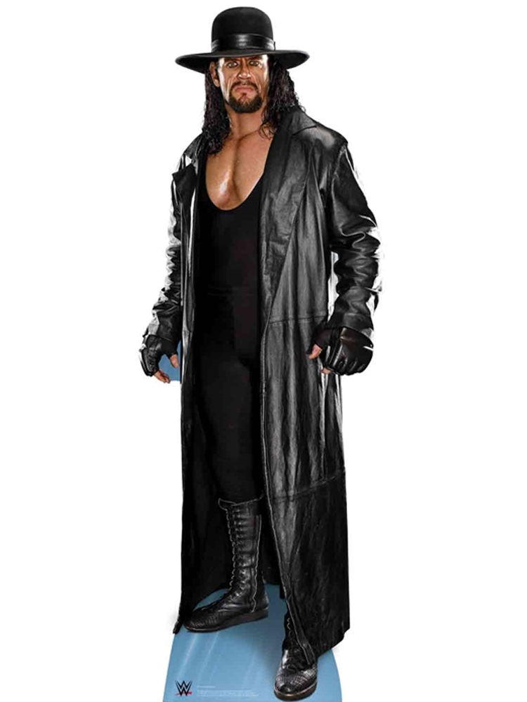 Undertaker Legend Trademark Hat and Coat World Wrestling Entertainment WWE
