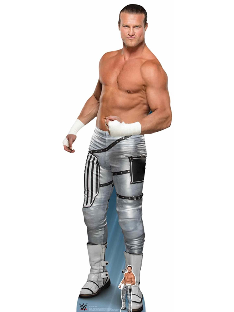 WWE Dolph Ziggler World Wrestling Entertainment Lifesize Cardboard Cutout
