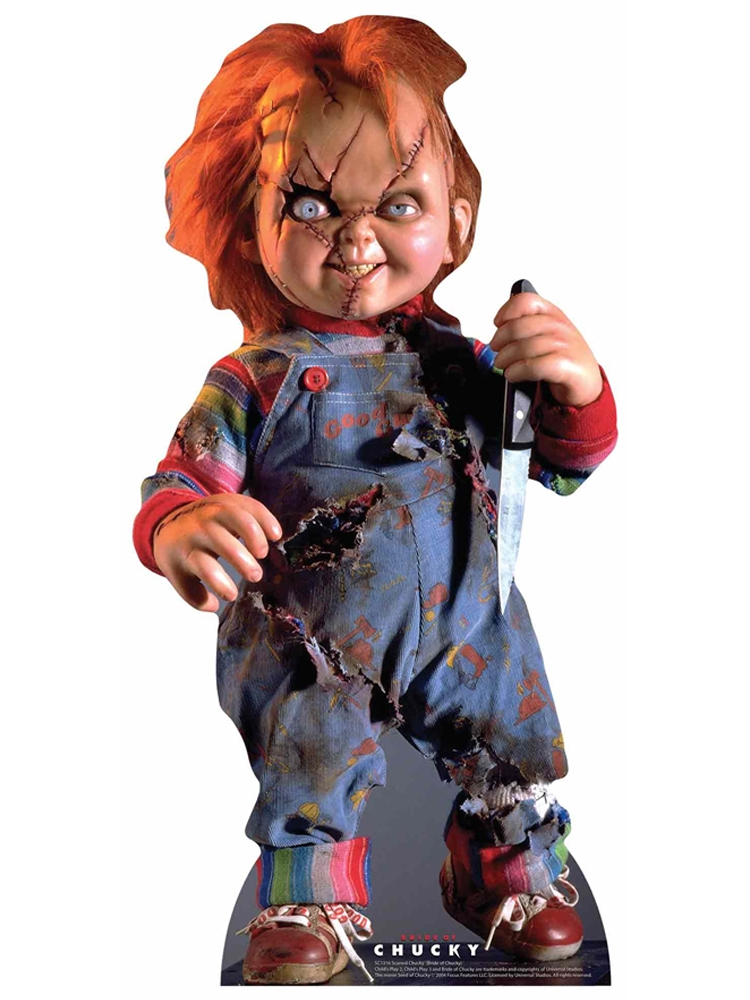 Scarred Chucky