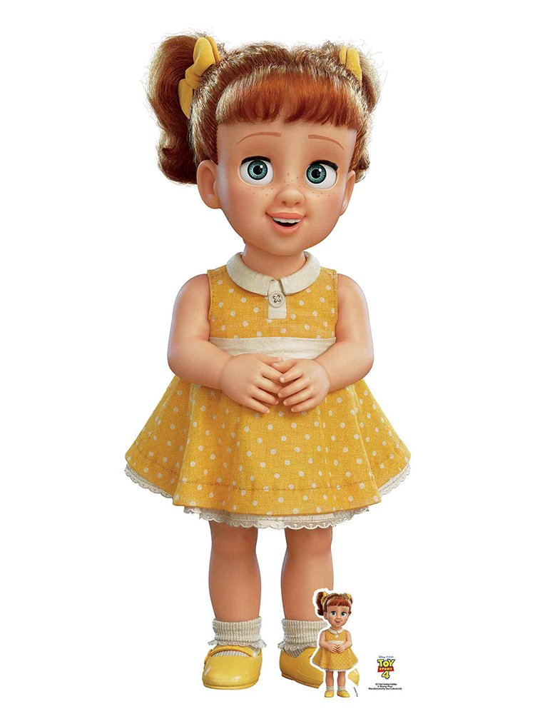 Gabby Gabby Doll Yellow Dress Toy Story 4