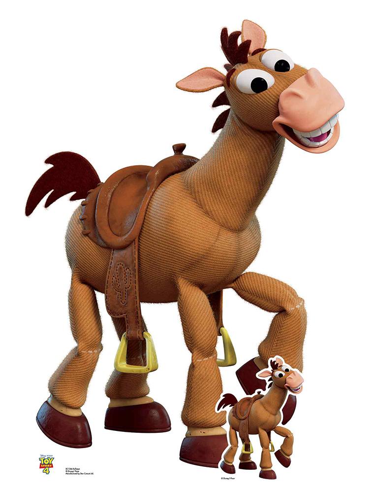 Bullseye Toy Horse Toy Story 4