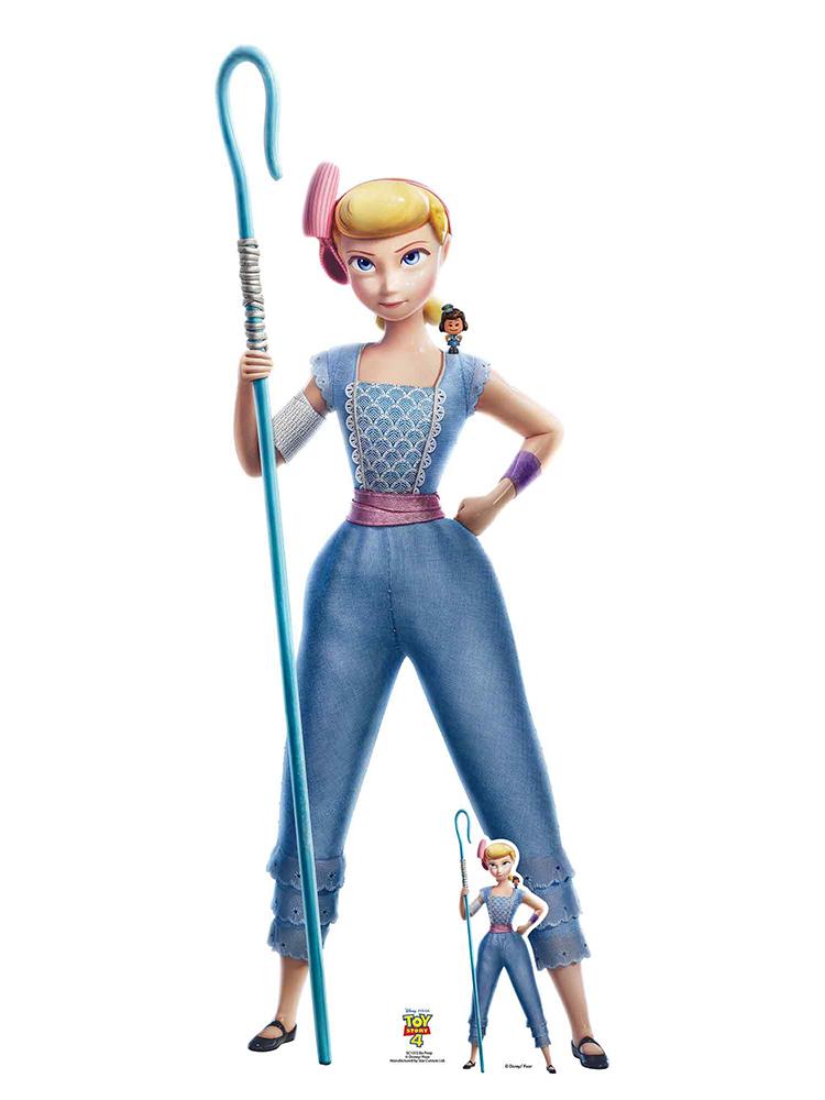 Bo Peep Blue Jeans Toy Story 4