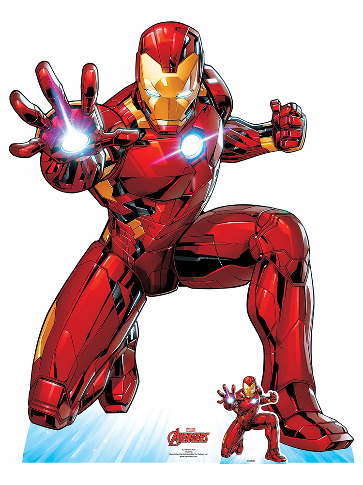 Iron Man Ballistic Salvo