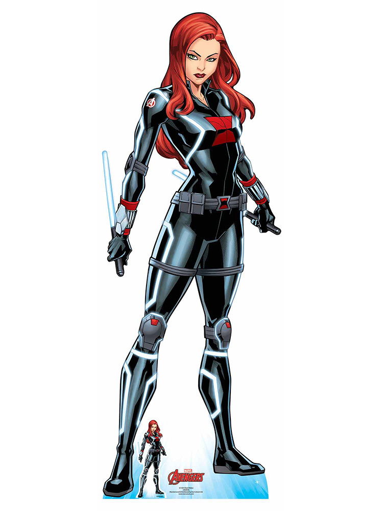 Black Widow Tell Me Everything