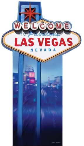 Vegas Sign - Cardboard Cutout